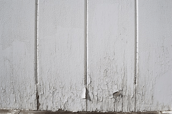 2.塗装の劣化による染み込み