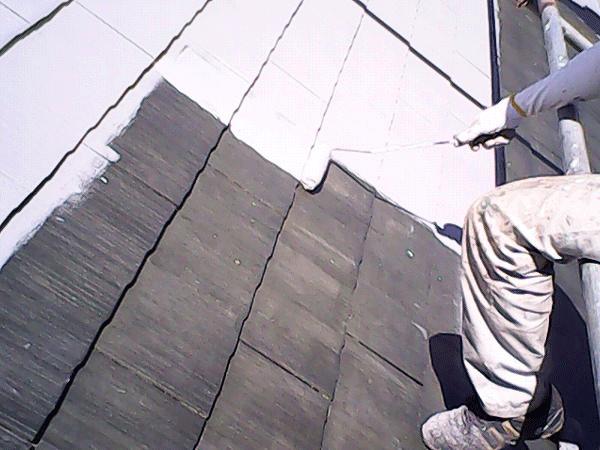 2.屋根用の塗料がない